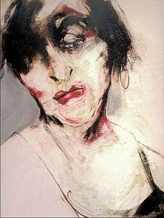 Lita Cabellut - We are the dots and commas in the sonnet of art. - Lita Cabellut is a Spanish artist who lives and works in The Netherlands. Woman Painting, Figure Painting, Painting & Drawing, Psychedelic Drawings, Pablo Picasso, Magazine Art, Portrait Art, Face Art, Figurative Art