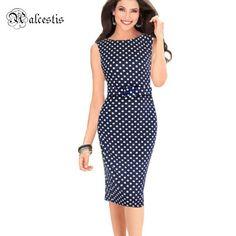 Midi Dresses Plus Size vestidos 3XL 4XL 5XL