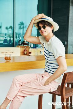 Gong Yoo Hangs Out For Discovery Expedition | Couch Kimchi
