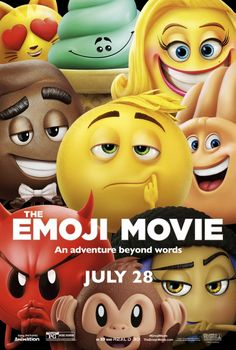 Click to View Extra Large Poster Image for The Emoji Movie