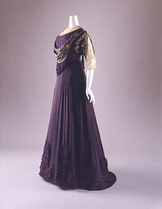 Dress  Margaine La Croix  1908-10  French    metmuseum.org