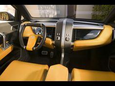 Toyota Concept Auto Interior