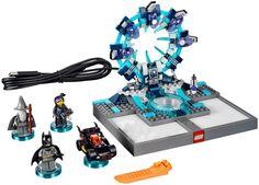 LEGO Dimensions - Starter Pack (PS3/PS4/XBOX ONE/XBOX 360/Wii U) #lego #legodimensions #legocollector #nerd #videogame #legovideogame #legogame #minifigure #legominifigure #minifig #starterpack #portal #Batman #Wildstyle #Gandalf #Dc #DCcomics #LEGODc #LEGODCcomics #Thelordoftherings #lordoftherings #LEGOBatman #LEGOGandalf #GandalfTheGrey #Lucy