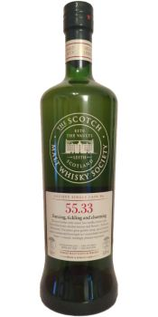 Royal Brackla 1997 SMWS 55.33