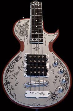 EG-B-Torerobod - Teye Guitars