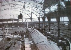 building the 1st Salt Air