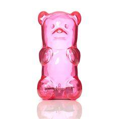 Gummygoods Gummy Bear Night Light - Pink – FCTRY