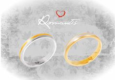 Escolha o símbolo perfeito para a mais bela história de amor: a sua! // Elija el símbolo perfecto para la historia de amor más hermosa: la tuya ! #romantis #romantisjewelry #aliançasdecasamento #aliançasromantis #amor #históriadeamor # símboloperfeito #romantis #romantisjewelry #alianzasdematrimonio #alianzasromantis #amor #historiadeamor #símboloperfecto ALR3634 ALR3634A