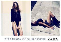 fashion ads 2013 | Zara