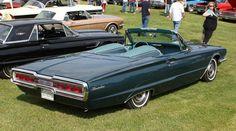 1966 Ford Thunderbird roadster