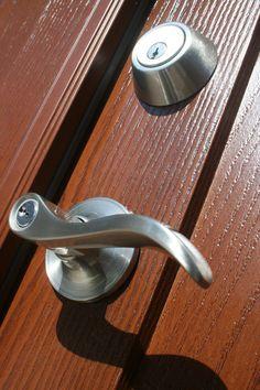 Albany Entry Door Hardware installed by Opal Enterprises Entry Door Hardware, Entry Doors, Orland Park, Roof Window, Home Renovation, Door Handles, Opal, Exterior, Windows