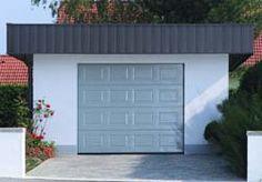 garage und tor mit rhombus verschalung garage ideen. Black Bedroom Furniture Sets. Home Design Ideas