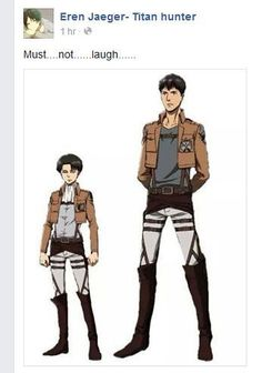 attack on titan, snk, and levi ackerman image