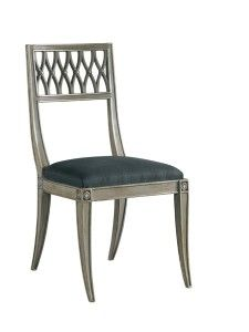 Lillian August #LA1112AC Troy Chair  Overall: W22 D24 H39