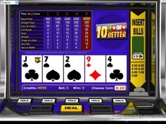103 Video Poker games. Play all of them for free >> jackpotcity.co/free-video-poker.aspx