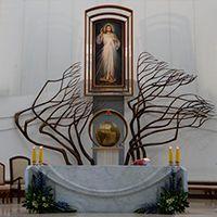 Catholic.net - Santuario de la Divina Misericordia de Cracovia