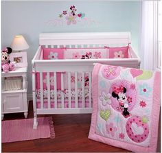 27 Best Minnie Mouse Bedding Images Mickey Mouse Baby Disney
