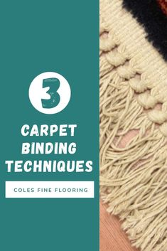 Carpet Remnants, Types Of Carpet, Machine Made Rugs, Flooring Options, Machine Design, Hand Knotted Rugs, Accent Colors, Hand Sewing, Sewing By Hand