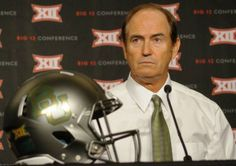 Baylor's Art Briles not concerned about not being Big 12 favorite | Postins' Postcards: A Life On the Sports Road