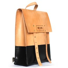 Standard Rucksack — Mifland : A Leather Goods Company