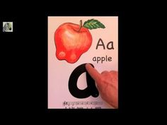 ▶ Alphabet video with all letters - Montessori based (entire video from Sing and Trace ABC eBook!) - YouTube