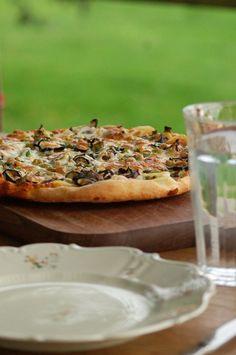 Pizzadej – perfekt opskrift – Beretninger fra et autentisk landbrug
