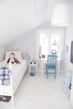Children's Room in Neutral Colours