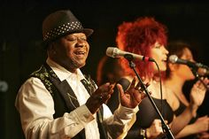 A supple tenor who sang danceable fusions of African pop and world music, Papa Wemba performed in his native Lingala and in French.