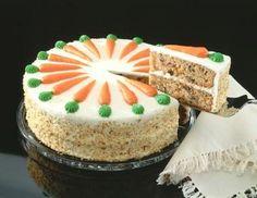 carrot cake, ummm yummmmy #food and drink
