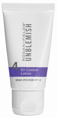 Our oil control lotion can be bought separately again from the regimen. A great day time moisturizer that control oil and has an SPF 20. Mix with #paulaschoice Resist C15 Super Booster for clearer skin!