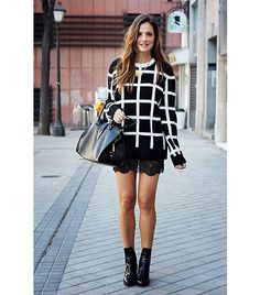 @Who What Wear - Silvia Zamora of Lady Addict
