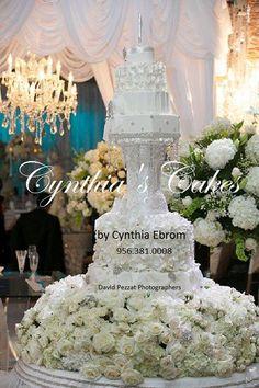 Luxury Wedding Cakes On Pinterest