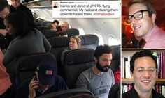 Ivanka Trump aggressively confronted by man on flight with kids