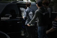 12.05.15 Leaving Choi Hwajung's Power Time (Cr: baekpercent: baekpercent.net)
