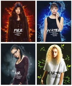 Orphan Black elements | I wish they had one for Rachel tho..