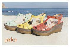Cangrejeras... ¡Las sandalias del verano!