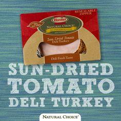 Deli Turkey- perfect for sandwiches or a yummy snack! #sandwich #lunch #healthy #snack