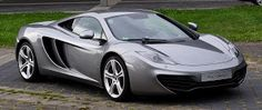 The McLaren MP4-12C is a sports car advised and made by McLaren Automotive. It is the aboriginal assembly car wholly advised and congenital ...