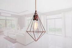Lampada In Cemento Fai Da Te : Fantastiche immagini su lampade minimal hanging lights e