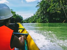 lush green tranquil and picturesque Samar Island Natural Park Extreme Boats, Natural Park, Samar, Lush Green, River, Island, Vacation, Adventure, Vacations