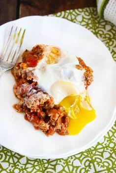 3 Ingredient Breakfast Skillet