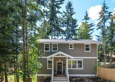 Orcas Island, #sanjuanislands vacation rental. Robyn's Nest is a great space for couples or a family to enjoy. Enjoy Rosario Resort amenities within walking distance of the home. #travel