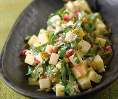 Rosh Hashanah:Chopped Apple Salad Recipe