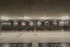 Edificio de Estacionamientos en Grenoble / GaP Grudzinski & Poisay Architectes
