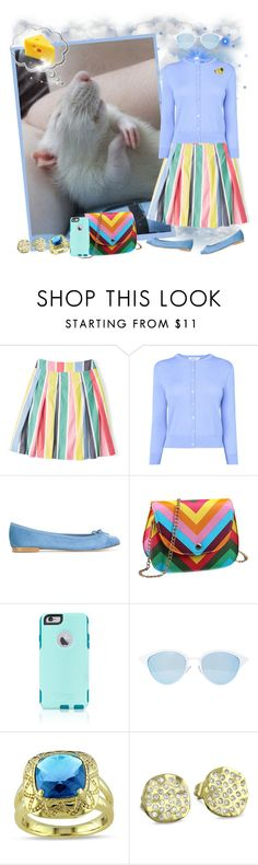 """""""Sweet Dreams are made of these ..."""" by krusie ❤ liked on Polyvore featuring L.K.Bennett, Repetto, OtterBox, Quay, Ice, Gorjana, Will Bishop, women's clothing, women and female"""