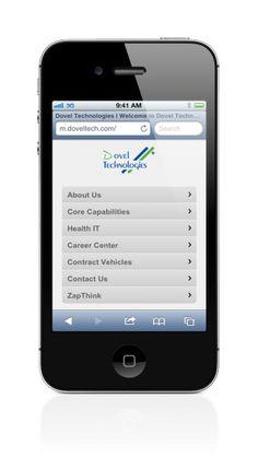 Dobel Technologies  #mobilewebsite #design #mobile #marketingmobile #mobilemarketing