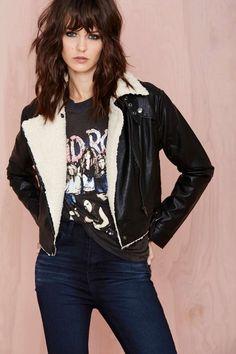 Denver Jacket   Shop Jackets + Coats at Nasty Gal