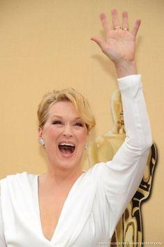 Meryl Streep, Sherlock & Hollywood