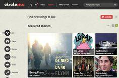 CircleMe : le réseau social qui met vos Likes en cercles  http://www.guim.fr/blog/2012/03/circleme-le-r%C3%A9seau-social-qui-met-vos-likes-en-cercles.html