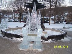 The Ice Throne
